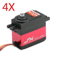 4 servos standards 20Kg