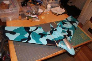 construire facilement votre aile volante RC