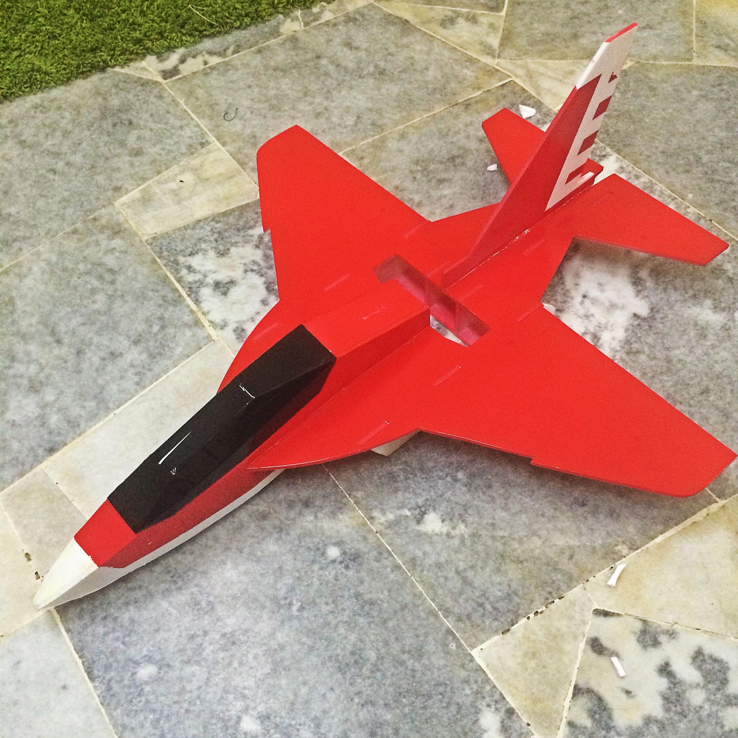 Plan gratuit du Yak 130-MJ