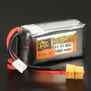 Batterie 3s 1500mAH