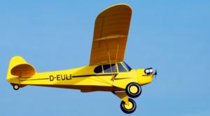Plan du piper j3 Cub pour faire un avion rc