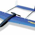 Albédo l'avion rc en valisette à construire
